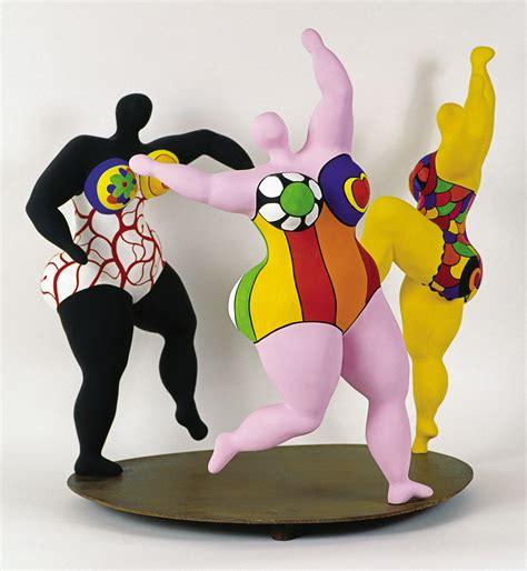 Nanas L by L Arte Di Niki De Phalle Travel On