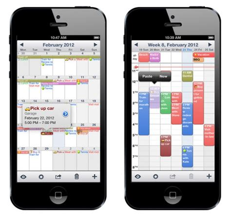 Calendar Mobile Our 10 Favorite Calendar Apps To Keep Your Schedule In