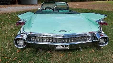 62 cadillac for sale 1959 cadillac series 62 convertible for sale