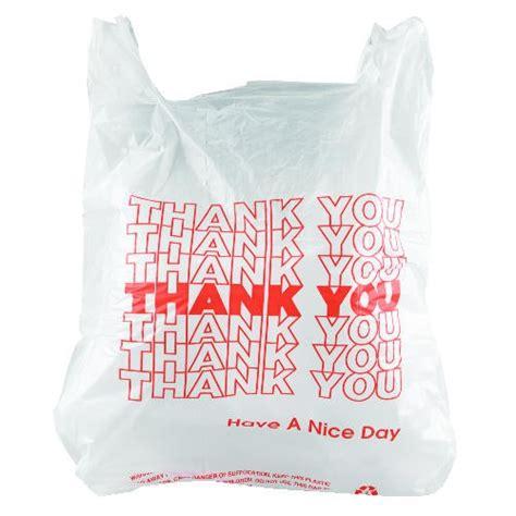 plastic thank you bags lionsdeal