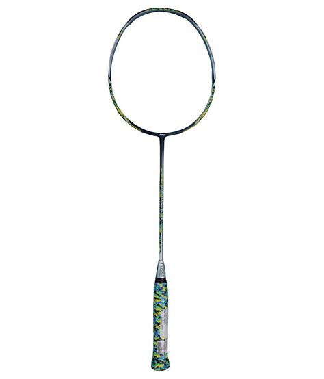 Raket Lining Ultra Carbon 5000 li ning ultra carbon 5000 green badminton racquet buy at best price on snapdeal