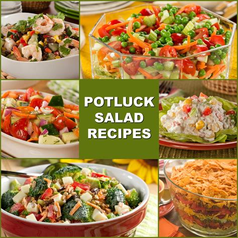 potluck salad healthy salad recipes everydaydiabeticrecipes com