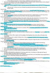 Ch 12 Apush Outline by Amsco Chapter 12 Ap United States History Help