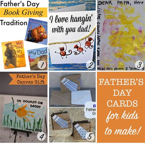 fathers day cards for children to make s day crafts activities and recipes free printables