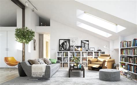 Skandinavisches Wohnzimmer by Scandinavian Living Room Design Ideas Inspiration
