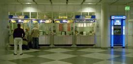 bank flughafen münchen munich airport center passenger services