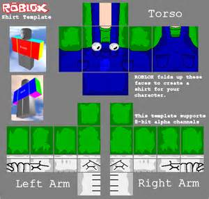 roblox shirt template maker roblox luigi shirt by superluigi8528 on deviantart