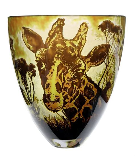 Giraffe Vase by 424 Best Images About Glassware Glass On