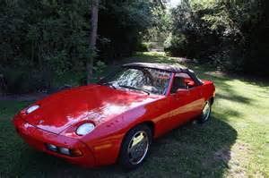 Porsche 928 Convertible 1981 Porsche 928 Convertible By Carelli Design Photo