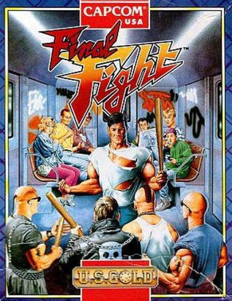 Xbox Arcade Cabinet Final Fight Characters Giant Bomb