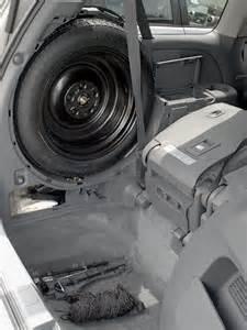 2002 Honda Odyssey Spare Tire Spare Tire