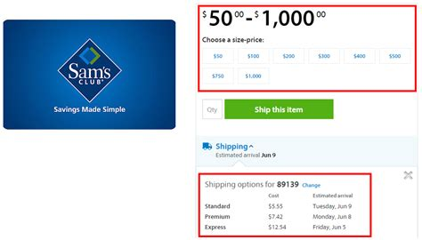 Sam Goody Gift Cards Still Good - dirty sam s club tactics new shipping fees on many gift cards miles to memories