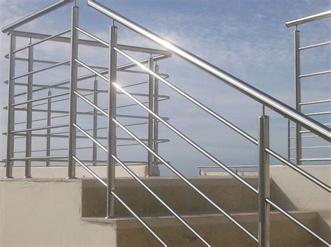 A Touch Of Class Home Decor Stainless Steel Balustrades Amp More From Jd Stainless Steel