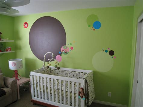 Baby Room Green Paint by Green Nursery For Baby
