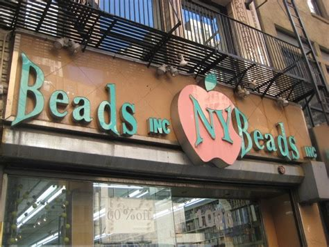 bead store nyc lost city a sign new york inc