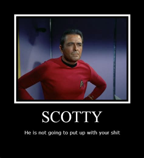 Scotty Meme - pin by sara golden on star trek and memes pinterest