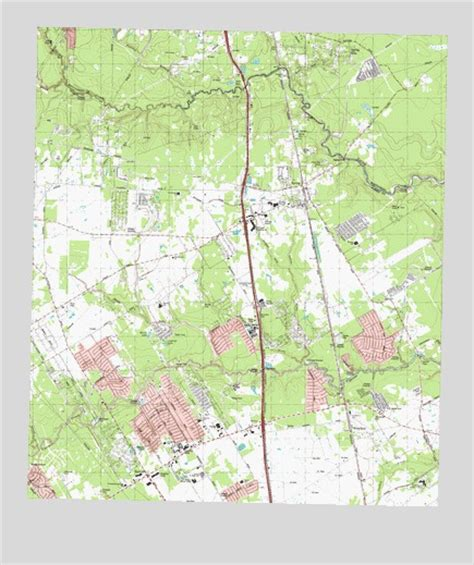 bammel map tx topographic map topoquest
