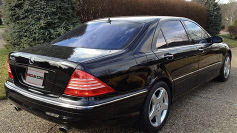 mercedes s600 sedan 2004 mercedes s600 sedan u64 kissimmee 2013