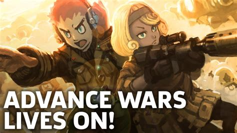 is brass coming back in style 2017 advance wars lives on in spirit with tiny metal impressions tgs 2017 codejunkies