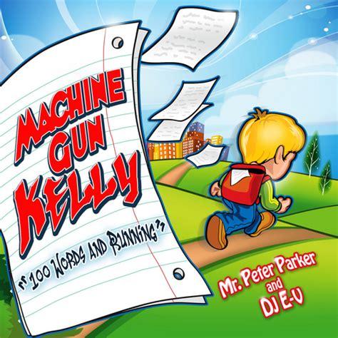 coloring book mixtape monkey mixtapemonkey machine gun 100 words and running