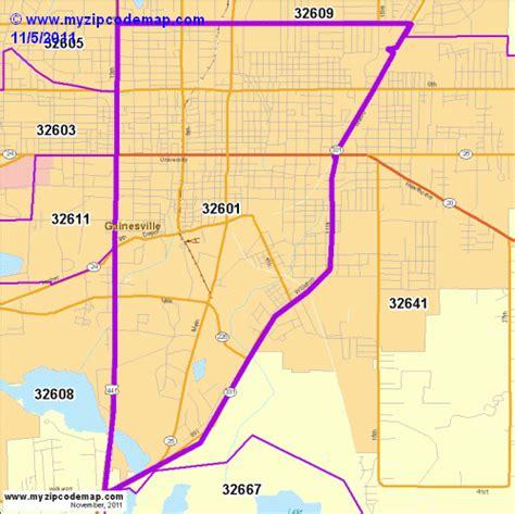zip code map gainesville fl zip code map of 32601 demographic profile residential