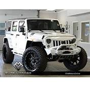 2015 Jeep Wrangler Unlimited Lifted BDS Lift Navi Leather Fuel Wheels