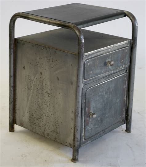 Metal Nightstands With Drawers Metal Nightstands With Drawers Interior Design