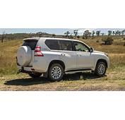2016 Toyota LandCruiser Prado VX  Long Term Report Three