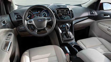 ford escape interior automotivetimes 2015 ford escape review