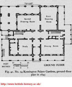kensington palace floor plan kensington palace on