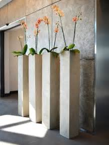 Thin Planters Orchids In Narrow Planters Decor Everyday Mood