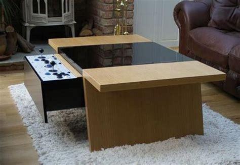 home arcade coffee table walyou