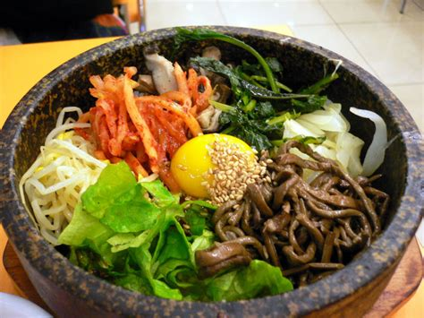 cuisine but koreal food craving introduces bibimbap ekorea