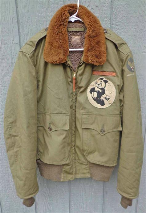 Jaket Bomber B G S R Wings Navy sold on ebay vintage ww2 bomber jacket model b 10 with