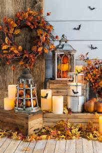 Fall Home Decor by Best 10 Fall Front Porches Ideas On Pinterest Fall