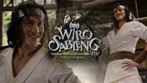 film kolosal wiro sableng film wiro sableng siap rilis di tahun 2018 ada logo 20th