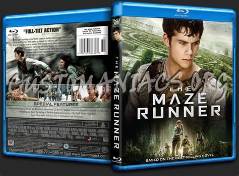 download film maze runner blue ray the maze runner blu ray cover dvd covers labels by
