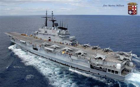 portaerei garibaldi a ravenna il xix raduno nazionale dei marinai d italia