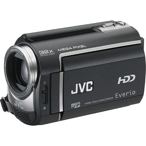 How To Update Jvc Everio | jvc gz mg465be everio hybrid 60gb hdd flash memory gz mg465be