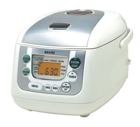 Rice Cooker Sanyo sanyo ecj hc100s review best rice cooker