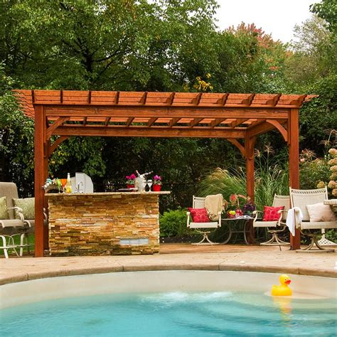 Traditional Wood Pergolas Country Lane Gazebos Gazebos Canopies Pergolas