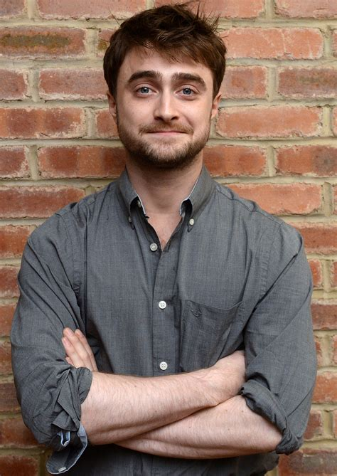 daniel radcliffe missed the harry potter reference in his