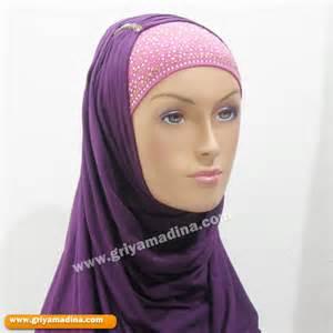 Griya Jilbab Cantik Jilbab Koleksi 16 Madina Griya Busana Muslim Busana