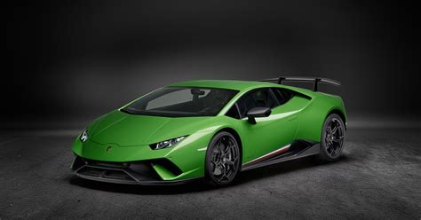 lamborghini the the lamborghini hurac 225 n performante wrangles the wind for