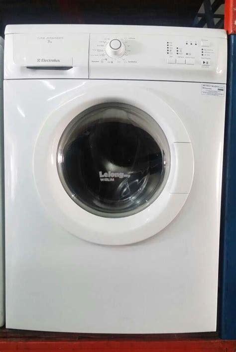 Mesin Cuci Electrolux 10847 Front Loading 8 Kg Free Ongkir Depok washing machine front load electrolu end 1 14 2017 8 46 am