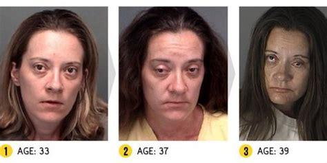 Medicine Detox Meth by Faces Of Arrests Tracks Suspects Shocking Declines