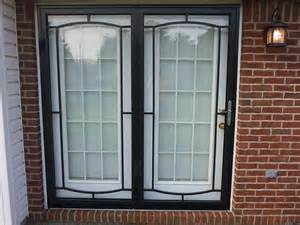 lowes sliding glass doors patio security doors pictures to pin on pinterest