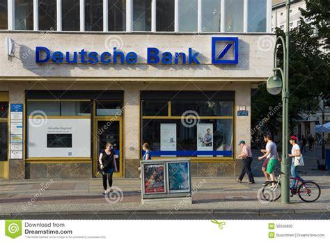 deutsche bank 24 berlin deutsche bank ag editorial image image 32556800
