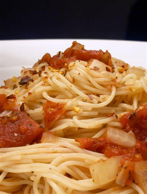 capellini pasta recipe for capellini pomodoro life s ambrosia life s