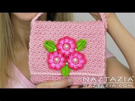 Make Jealous With A Handknit Knitting Bag Clutch Fashiontribes Fashion by Diy Learn How To Crochet Flower Purse Bag Clutch Handbag